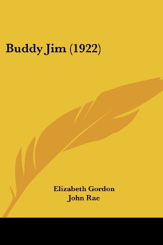 9781436794039: Buddy Jim (1922)