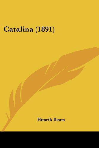 9781436798242: Catalina (1891)