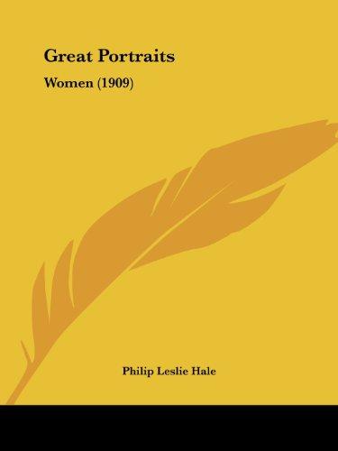 9781436862769: Great Portraits: Women (1909)