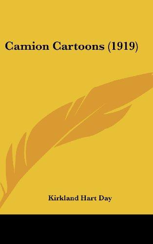 9781436894197: Camion Cartoons (1919)