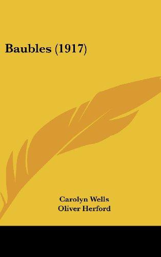 9781436912136: Baubles (1917)