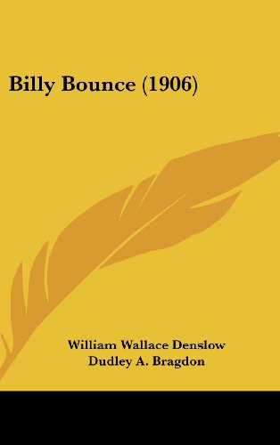 9781436963046: Billy Bounce (1906)