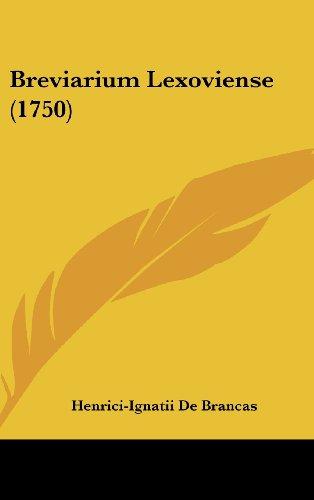 9781437016178: Breviarium Lexoviense (1750)