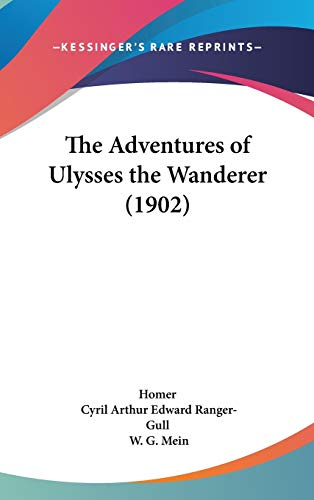 9781437175752: The Adventures of Ulysses the Wanderer (1902)