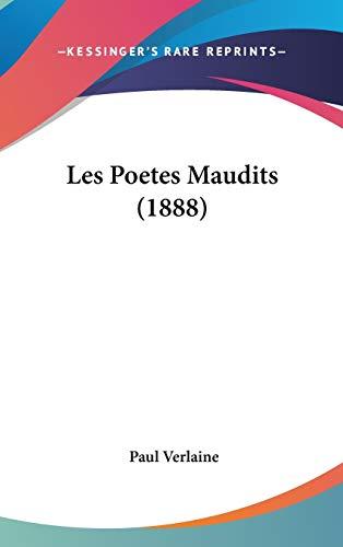 9781437176339: Les Poetes Maudits (1888)