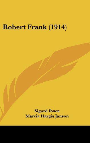 9781437204100: Robert Frank (1914)