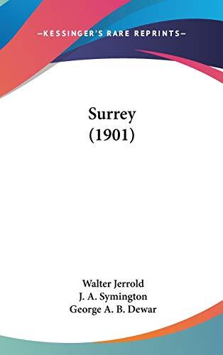 9781437248715: Surrey (1901)