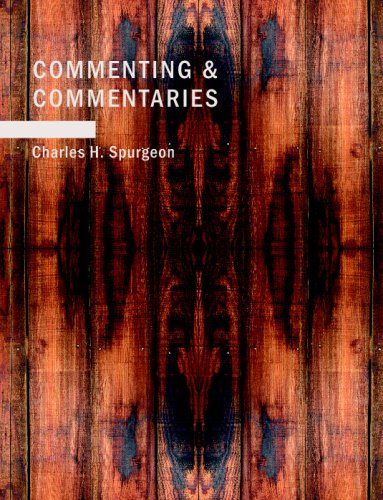 9781437506396: Commenting & Commentaries