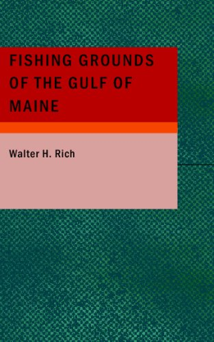 9781437510324: Fishing Grounds of the Gulf of Maine