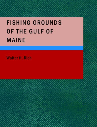 9781437510331: Fishing Grounds of the Gulf of Maine