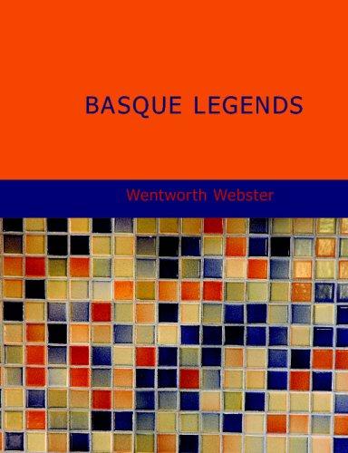 9781437514193: Basque Legends