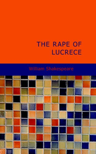 9781437515381: The Rape of Lucrece