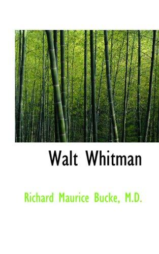 9781437560527: Walt Whitman