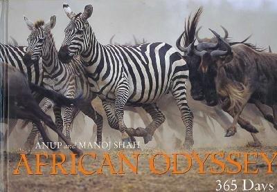 9781437637281: African Odyssey