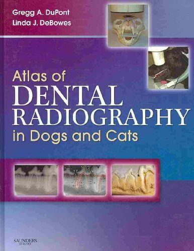 9781437700039: Atlas of Dental Radiography in Dogs and Cats - Text and VETERINARY CONSULT Package, 1e