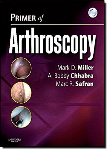 9781437701555: Primer of Arthroscopy: Text with DVD, 1e