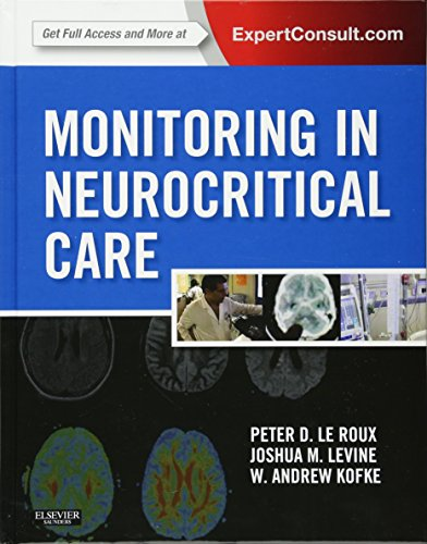 9781437701678: Monitoring in Neurocritical Care: Expert Consult: Online and Print