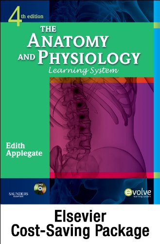 9781437703955: The Anatomy and Physiology Learning System - Text and Study Guide Package, 4e