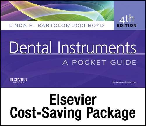 9781437704266: Essentials of Dental Assisting - Text, Workbook, and Boyd: Dental Instruments, 4e Package, 5e