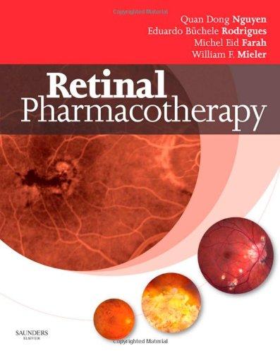 9781437706031: Retinal Pharmacotherapy, 1e
