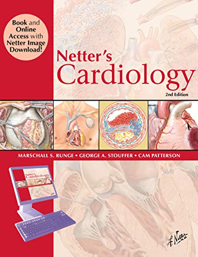 9781437706383: Netter's Cardiology, Book and Online Access at www.NetterReference.com, 2e (Netter Clinical Science)