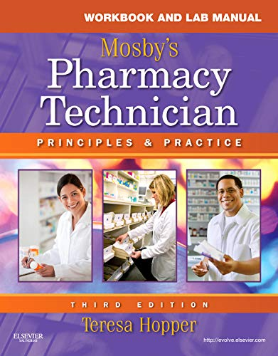 Workbook and Lab Manual for Mosby's Pharmacy: Teresa Hopper