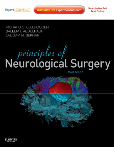 9781437707014: Principles of Neurological Surgery: Expert Consult - Online and Print, 3e