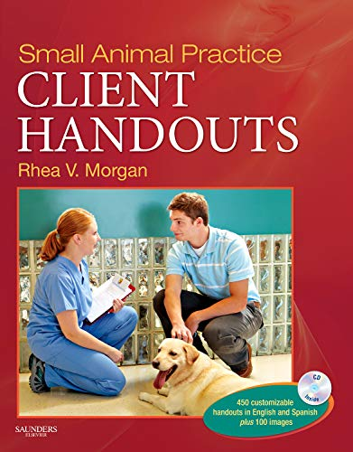 9781437708509: Small Animal Practice Client Handouts, 1e