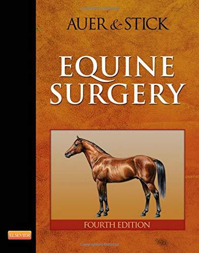 9781437708677: Equine Surgery