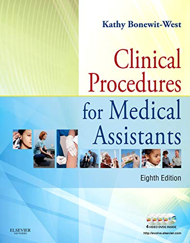 9781437708820: Clinical Procedures for Medical Assistants, 8e