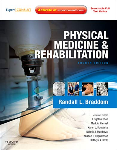 9781437708844: Physical Medicine and Rehabilitation: Expert Consult-Online and Print, 4th Edition