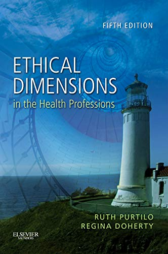 9781437708967: Ethical Dimensions in the Health Professions