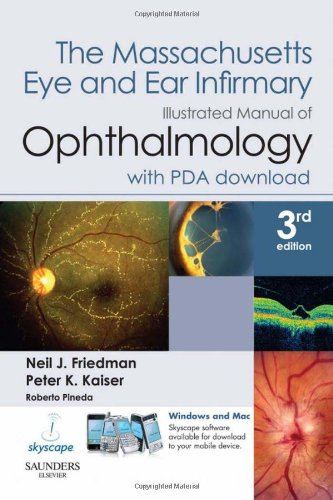 9781437709087: The Massachusetts Eye and Ear Infirmary Illustrated Manual of Ophthalmology, 3e