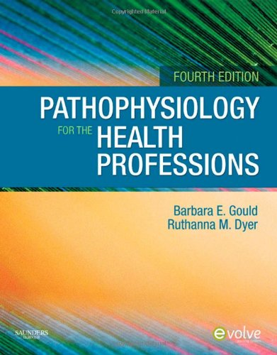 9781437709650: Pathophysiology for the Health Professions, 4e