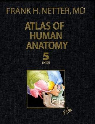 Atlas of Human Anatomy, Professional Edition (5th: Frank H. Netter
