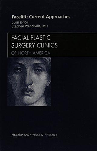 9781437712162: Facelift: Current Approaches (Facial Plastic Surgery Clinics, Vol. 17, No. 4)