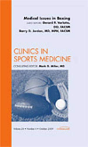 9781437712766: Medical Issues in Boxing, An Issue of Clinics in Sports Medicine, 1e (The Clinics: Orthopedics)