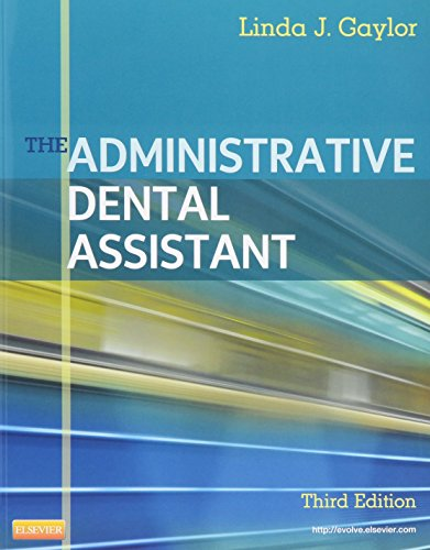 9781437713619: The Administrative Dental Assistant - Text and Workbook Package, 3e