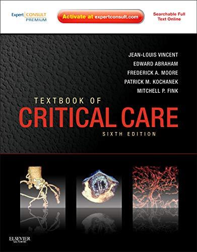 Textbook of Critical Care: Jean-Louis Vincent