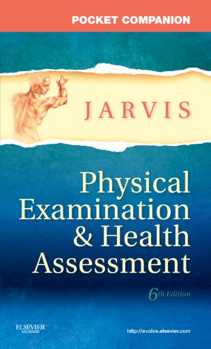 9781437714425: Pocket Companion for Physical Examination and Health Assessment, 6e (Jarvis, Pocket Companion for Physical Examination and Health Assessment)