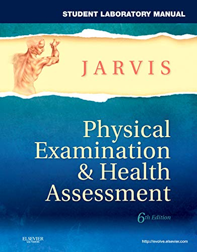 9781437714456: Physical Examination & Health Assessment, Student Laboratory Manual, 6th Edition