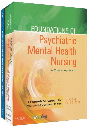 9781437715255: Foundations of Psychiatric Mental Health Nursing – Text and Virtual Clinical Excursions 3.0 Package, 6e