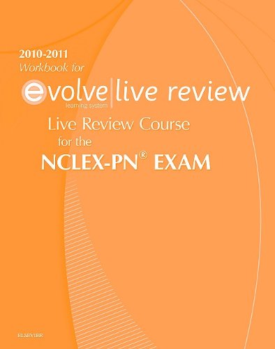9781437715415: Evolve Live Review Course for the NCLEX-PN Exam