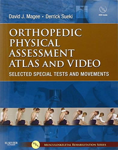9781437716030: Orthopedic Physical Assessment Atlas and Video: Selected Special Tests and Movements, 1e (Musculoskeletal Rehabilitation)