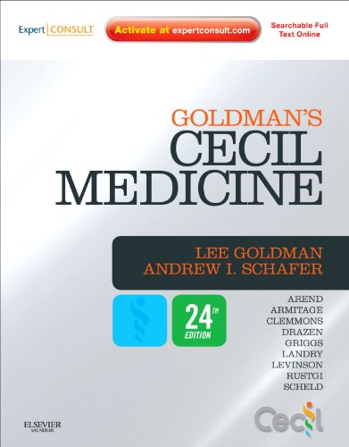 9781437716047: Goldman's Cecil Medicine: Expert Consult Premium Edition -- Enhanced Online Features and Print, Single Volume, 24e