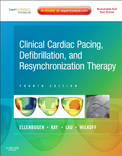 9781437716160: Clinical Cardiac Pacing, Defibrillation and Resynchronization Therapy: Expert Consult Premium Edition – Enhanced Online Features and Print, 4e