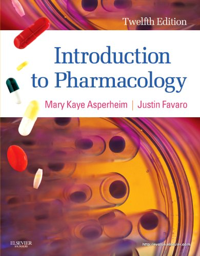 9781437717068: Introduction to Pharmacology, 12th Edition
