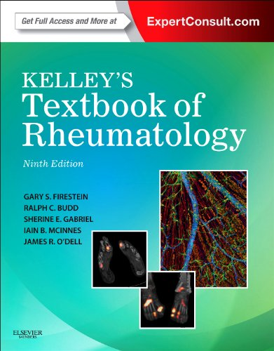 Kelley s Textbook of Rheumatology (Mixed media product): Gary S. Firestein, Ralph C. Budd, Sherine ...
