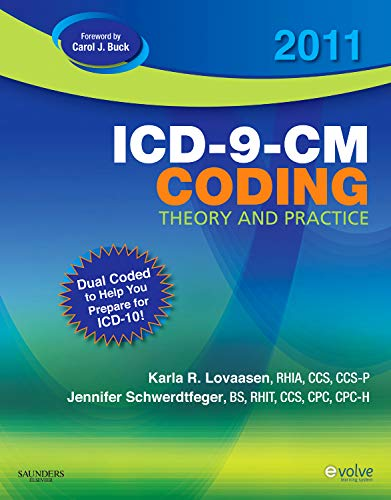 2011 ICD-9-CM Coding Theory and Practice with: Karla R. Lovaasen