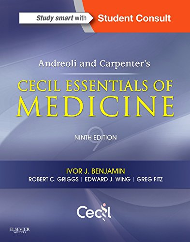 9781437718997: Andreoli and Carpenter's Cecil Essentials of Medicine, 9e (Cecil Medicine)